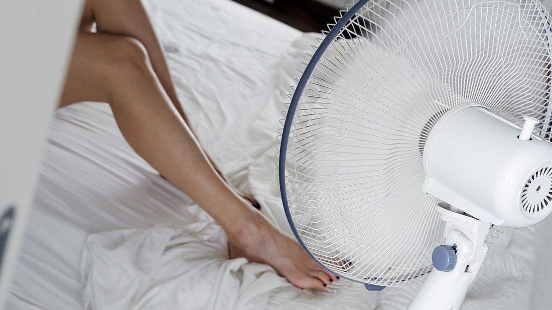 Bez ventilátoru ani ránu! Je to dobrý nápad  - Babyweb.cz da186c08cd