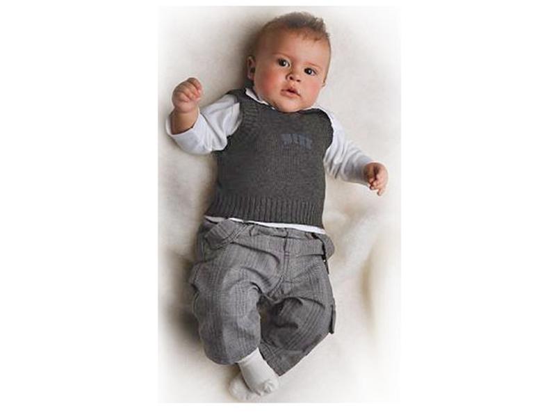 2da35c545b3 Jak svátečně obléknout miminko  - Babyweb.cz