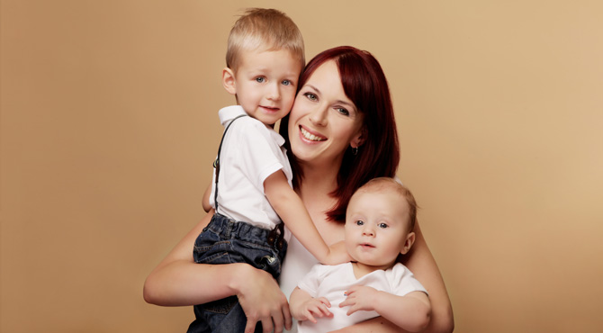 Fotografie (Malý krôčik pre drobčeka, obrovský krok pre rodičov )