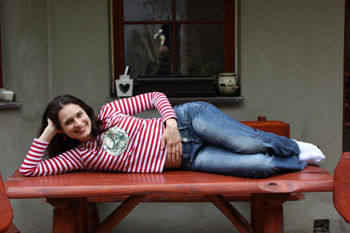 Fotografie (Radosti astrasti počátku těhotenství)