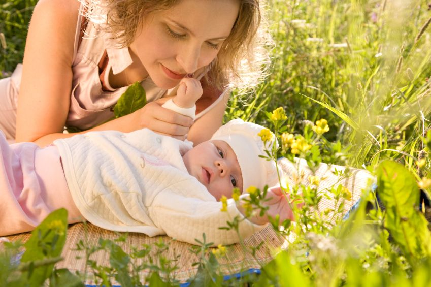 Miminko v létě - Babyweb.cz 2c97796090